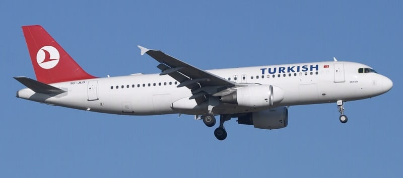 turk havayolları