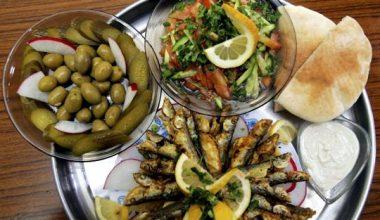 Akdeniz Yemekleri Diyeti Faydaları, Uygulanışı