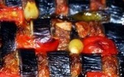 Dukan Usulü Patlıcan Kebabı