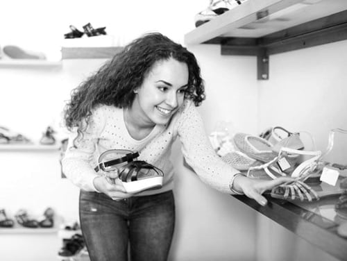 Ayakkabı Seçimi