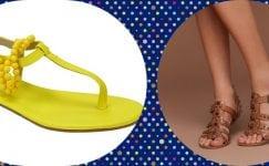 2016 Sandalet Modelleri