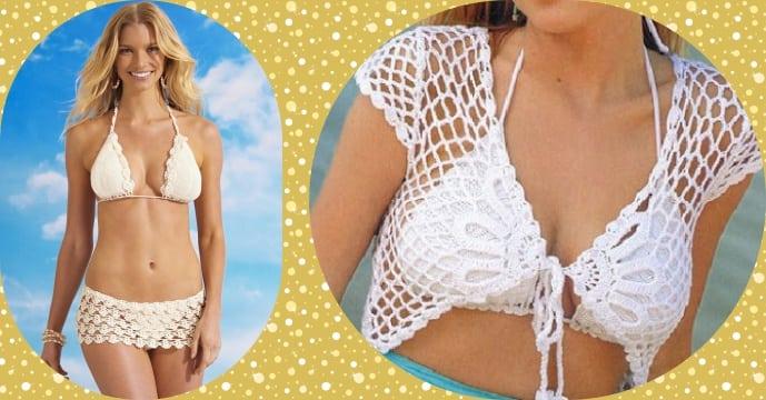 dantel bikini