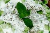 Salatalık Yoğurt Kürü ile Sağlıklı Zayıflama