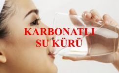 Karbonatlı Su Kürü