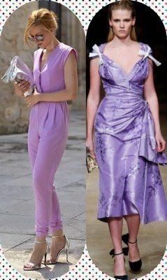 lila-renkli-elbise