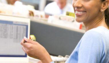 Masa Başı Çalışanlara Özel Diyet