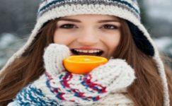 Kış Mevsimine Özel Portakal Diyeti