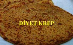 Diyet Krep Tarifi