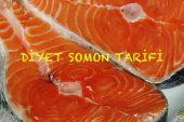 Fırında Diyet Somon Tarifi