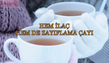 İlaç gibi Kış Çayı