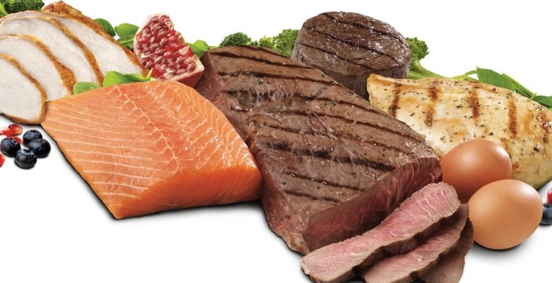 Protein Diyeti ile 6 günde 4 kilo
